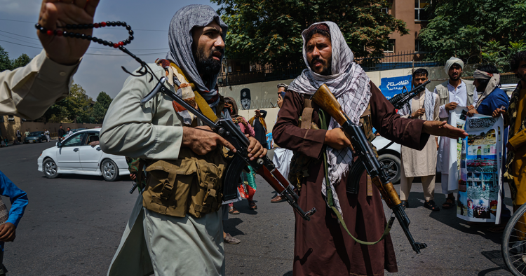 Iran and the Taliban after the US fiasco in Afghanistan