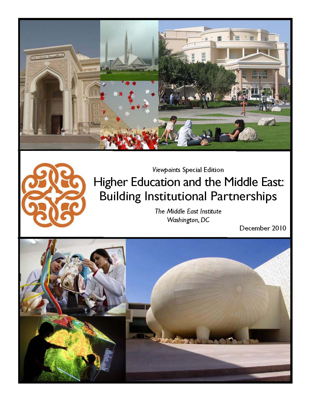 Introduction to Higher Education and the Middle East: Building Institutional Partnerships