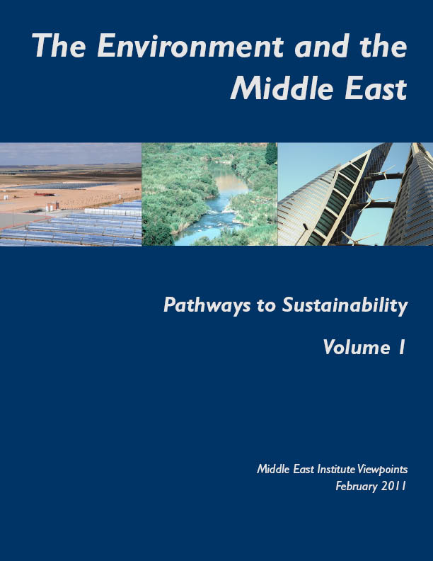 Introduction to The Environment and the Middle East: Pathways to Sustainability