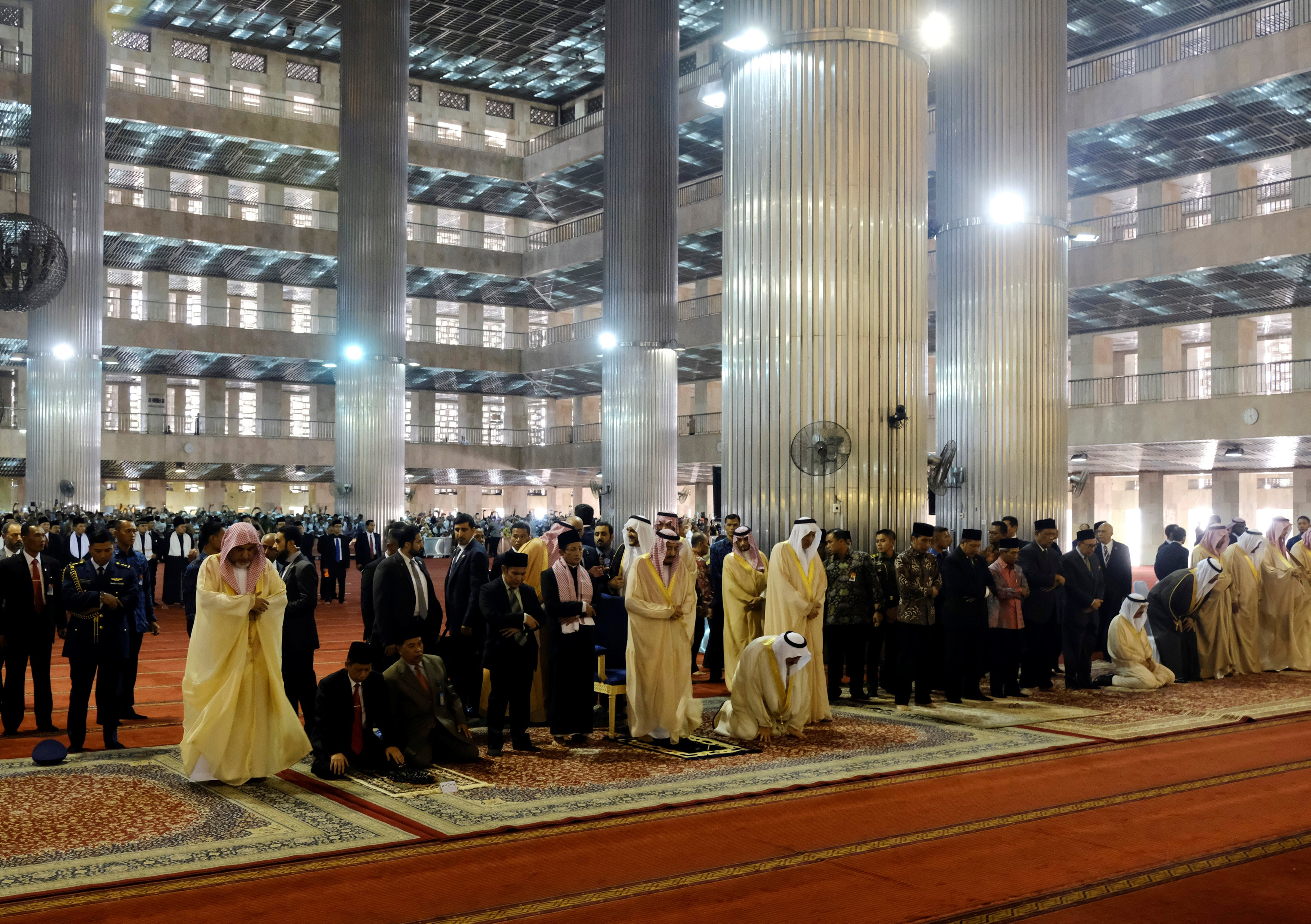 Saudi Arabia's Soft Power Strategy in Indonesia | Middle East Institute