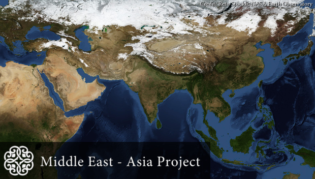 Middle east asia project middle east institute sciox Images