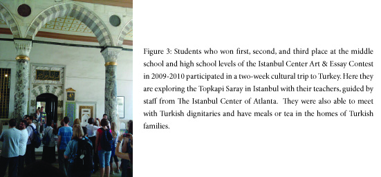 Istanbul art and essay contests