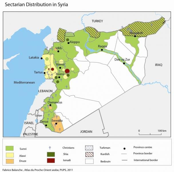 The Alawi Community and the Syria Crisis | Middle East Institute