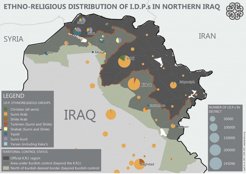 What will a Future Kurdish State Do with its Own Minorities ...