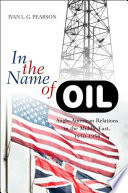 book image: In the Name of Oil