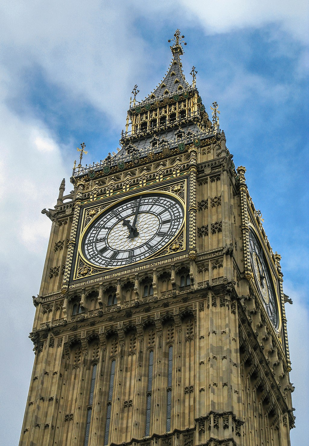 Big Ben London UK