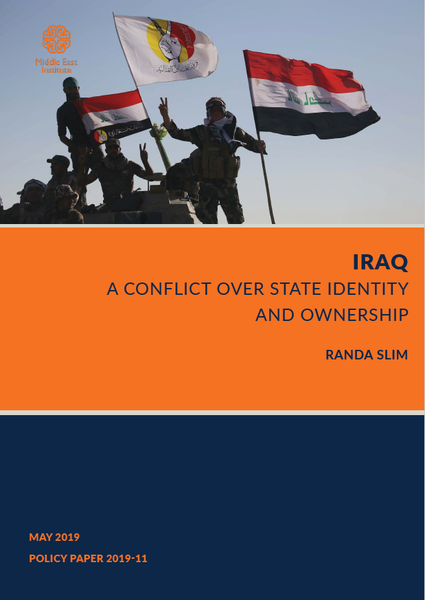 Iraq - A Conflict Over State Identity and Ownership