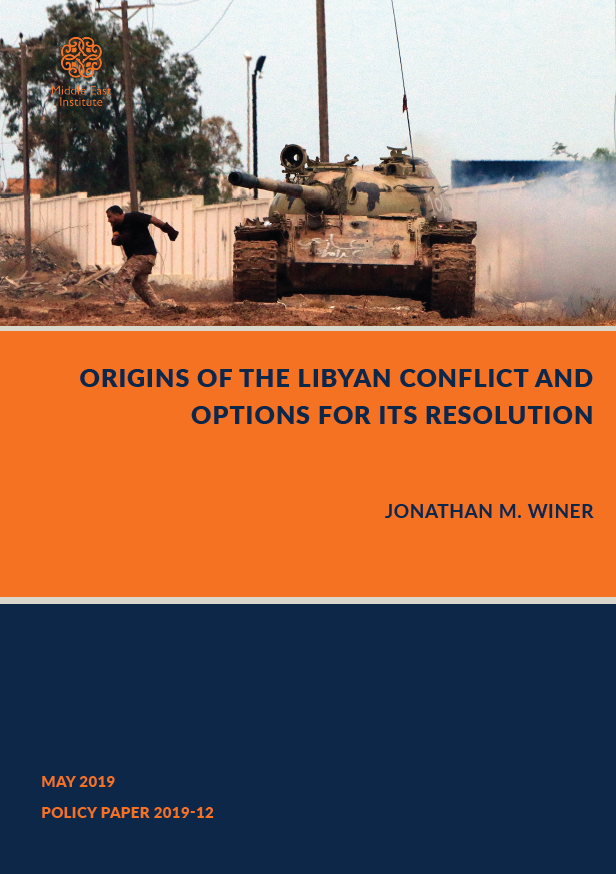 Origins of the Libyan Conflict and Options for Its Resolution