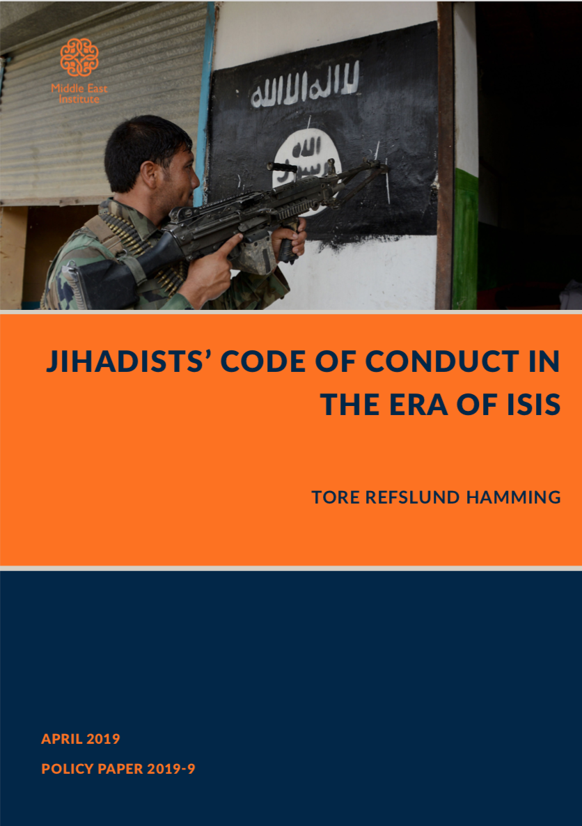 Tore Jihadists Cover Image
