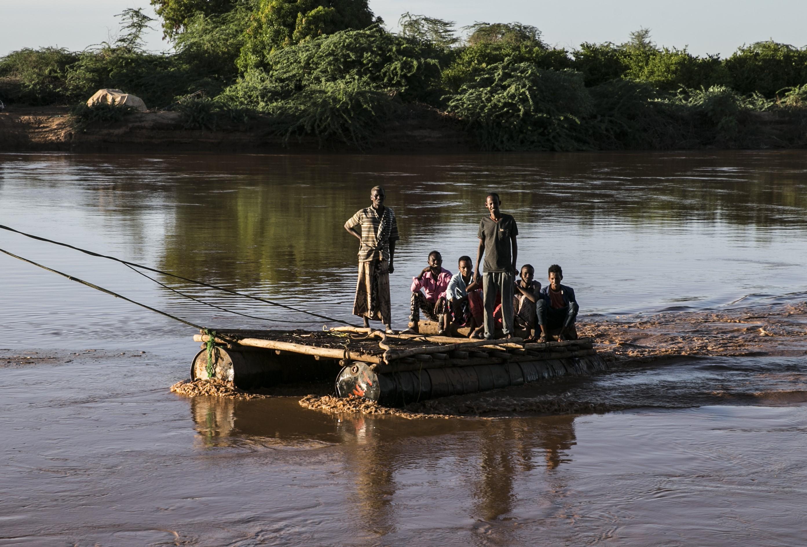 Juba River