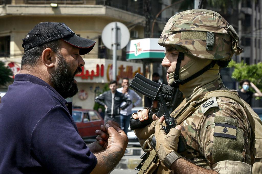 Photo par Marwan Naamani / alliance photo via Getty Images