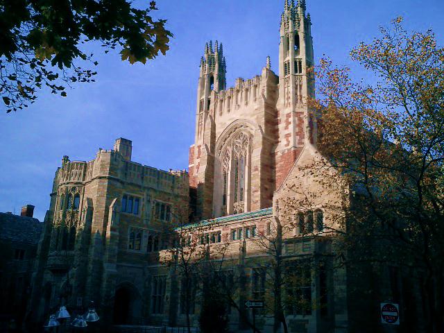 Yale Law School Sterling Building