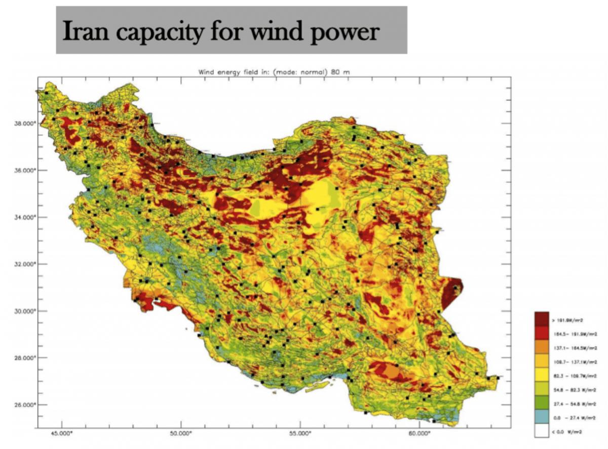 Iran S Renewable Energy Potential