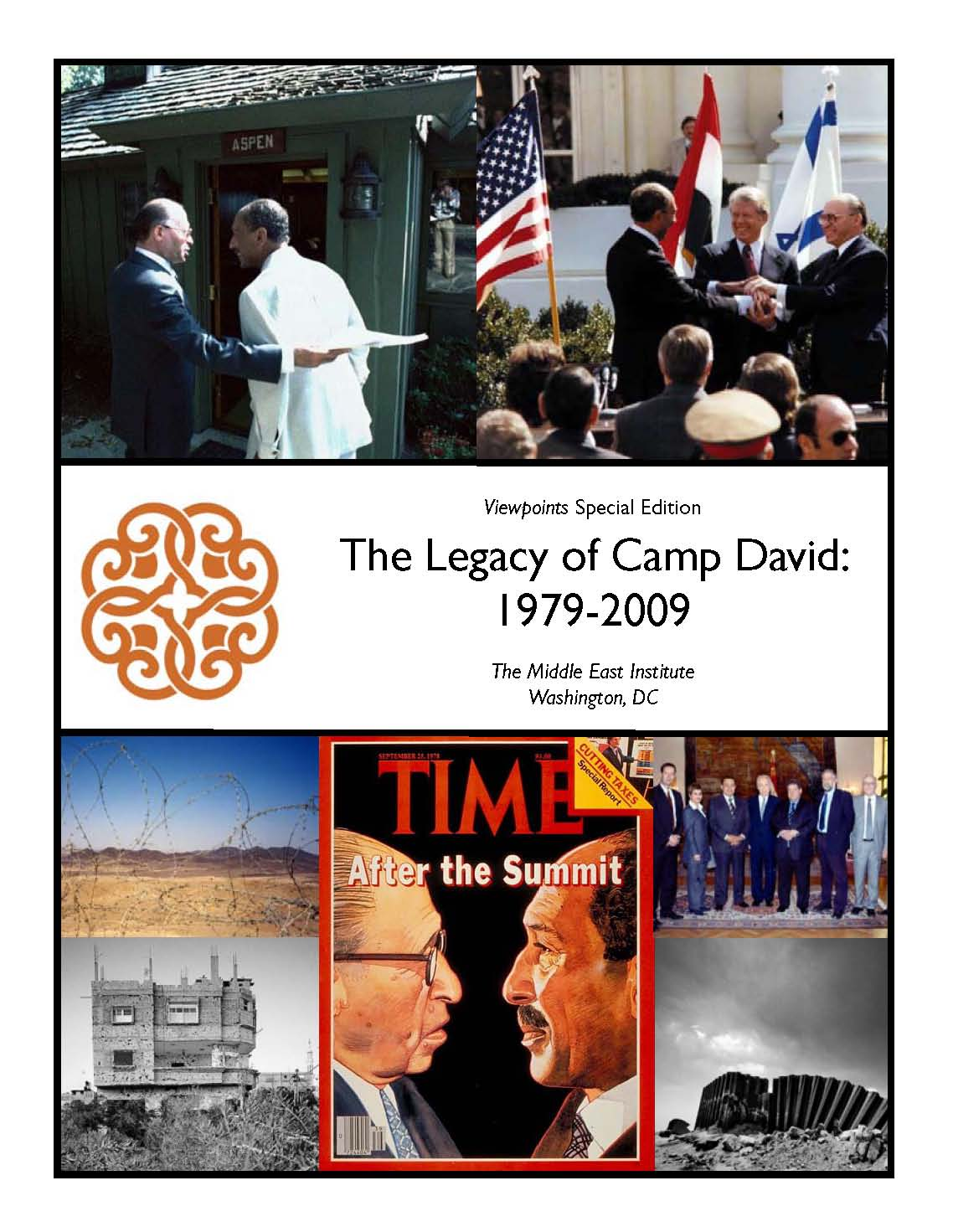Introduction to The Legacy of Camp David: 1979-2009