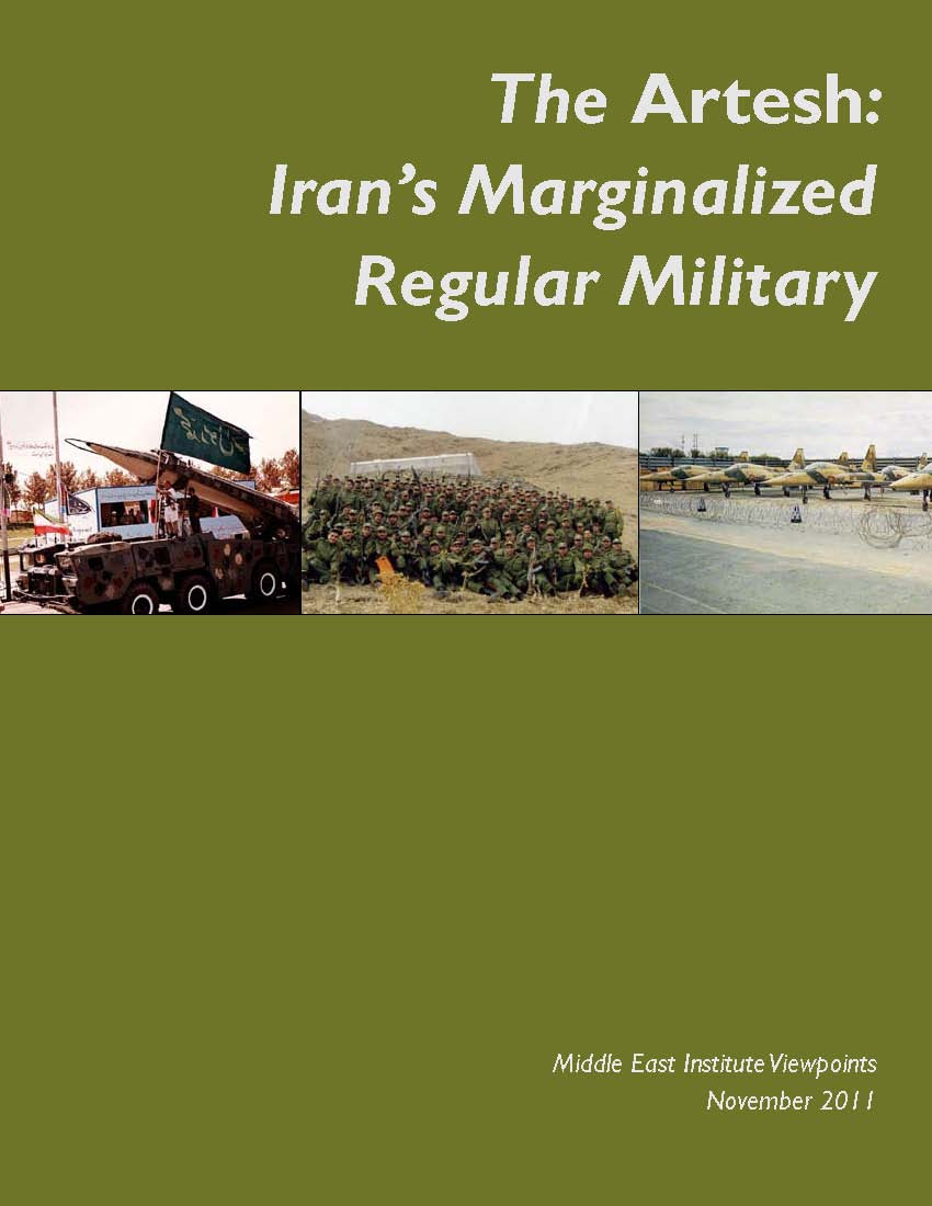 Introduction to The Artesh: Iran's Marginalized Regular Military