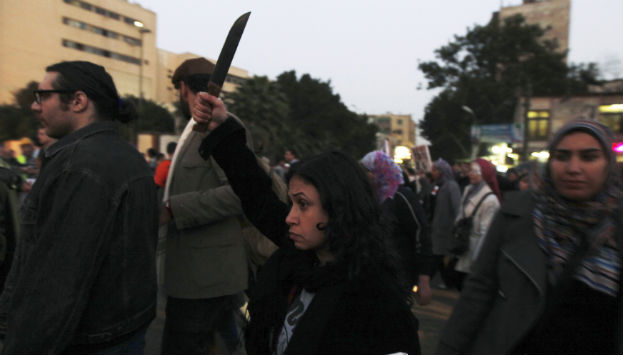 Egypt's Sexual Harassment Law: An Insufficient Measure to End Sexual Violence