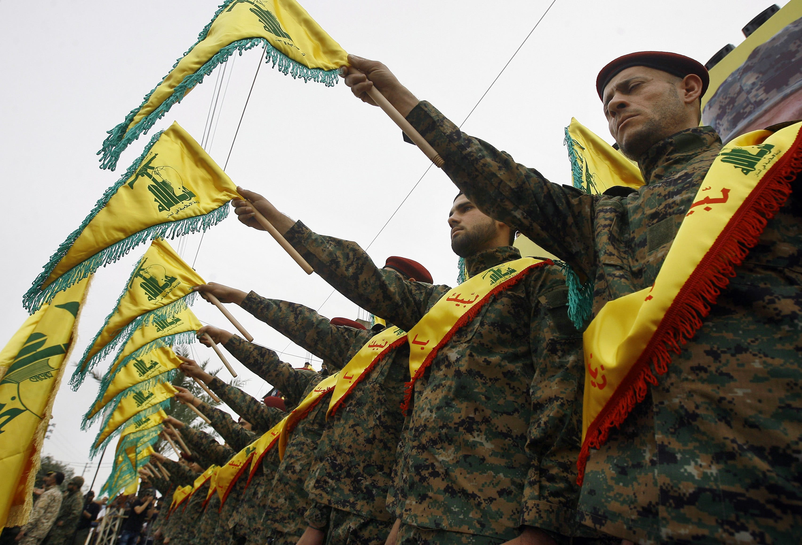 Hezbollah's Evolution: From Lebanese Militia to Regional Player
