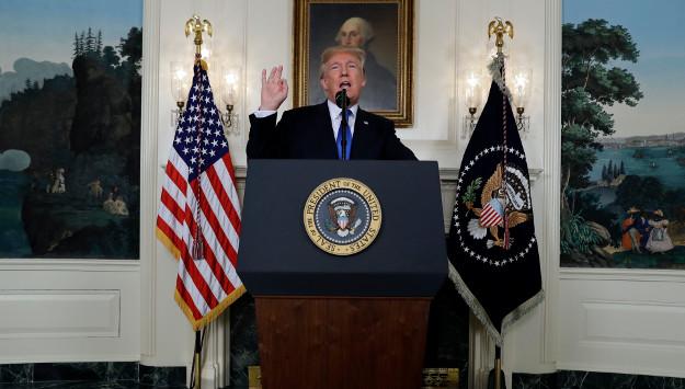 Donald Trump Needs a Good Cop on Iran