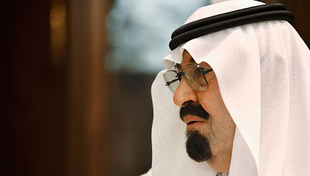 Support for el-Sisi: What's in it for al-Saud?
