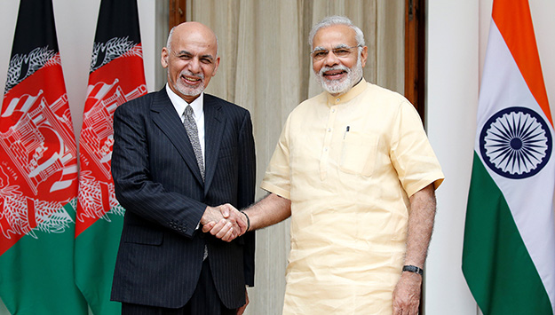America Shifts to India to Help in Afghanistan
