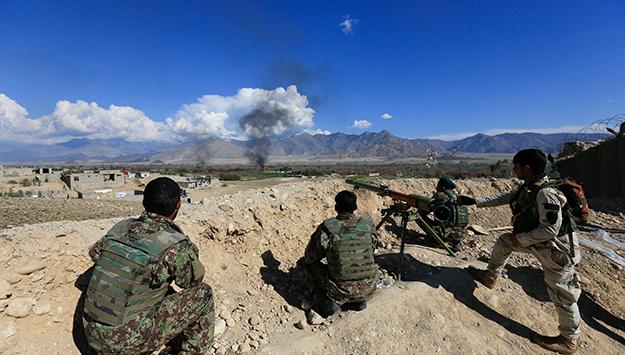 Iran's Taliban Gamble in Afghanistan
