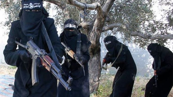 The Role of Women of the Islamic State in the Dynamics of Terrorism in Indonesia