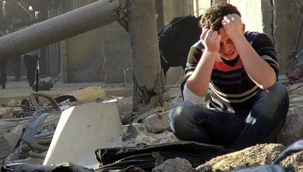Atrocities in Syria: Who Will Be Left to Speak for Me?