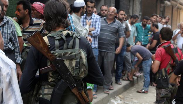 Under Pressure, Syria's Rebels Face al-Nusra Quandary