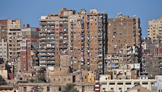 Egypt S Need For Low Income Housing Middle East Institute
