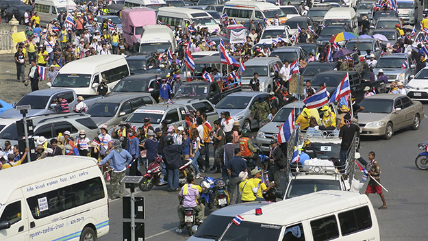 Obstacles to Civilian Control of the Security Sector in Thailand