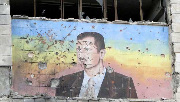 Bashar Assad Claims A Major Victory, But Syria's War Isn't Over