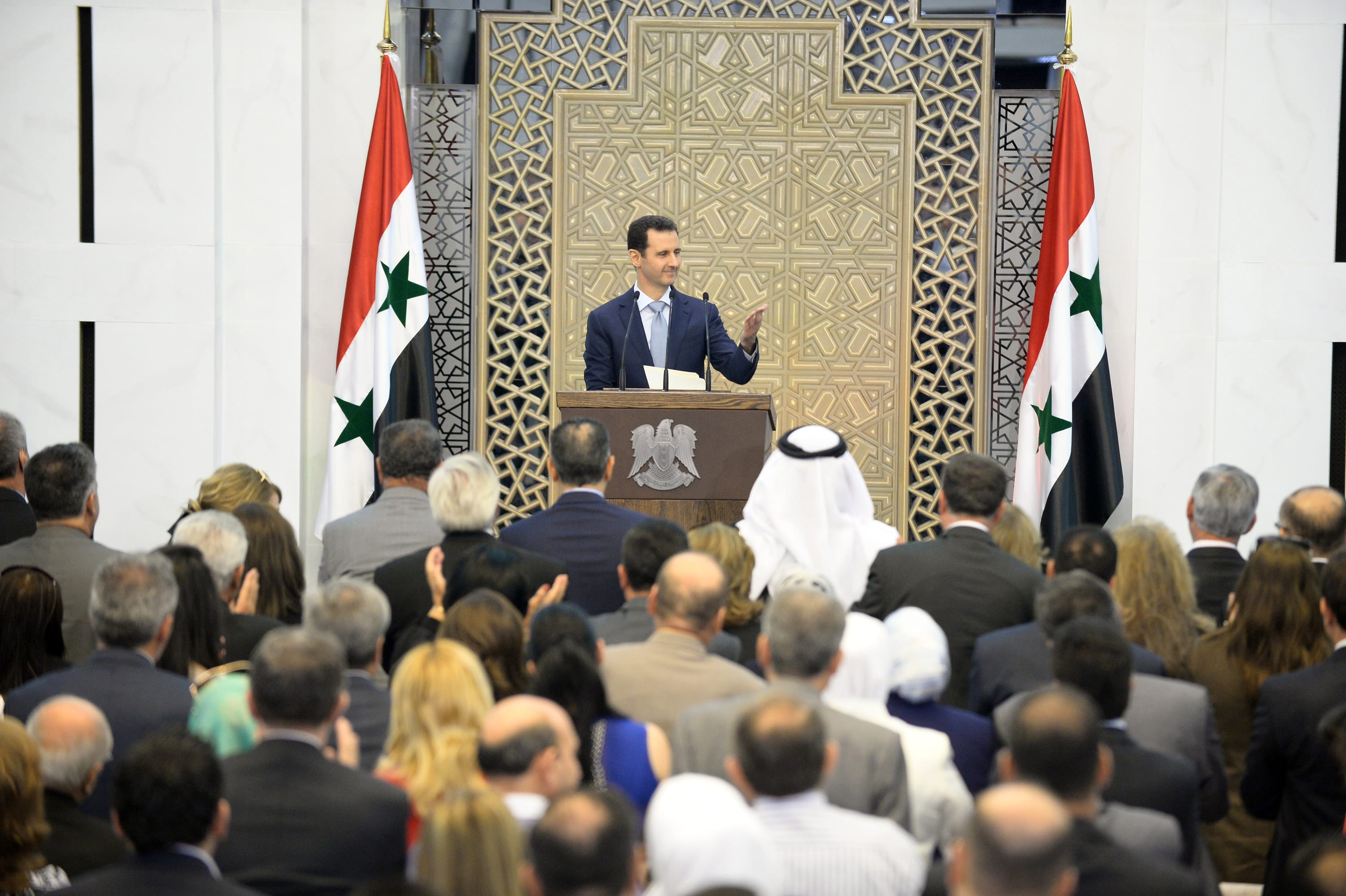 "Will Assad Create a ""Useful Syria""?"