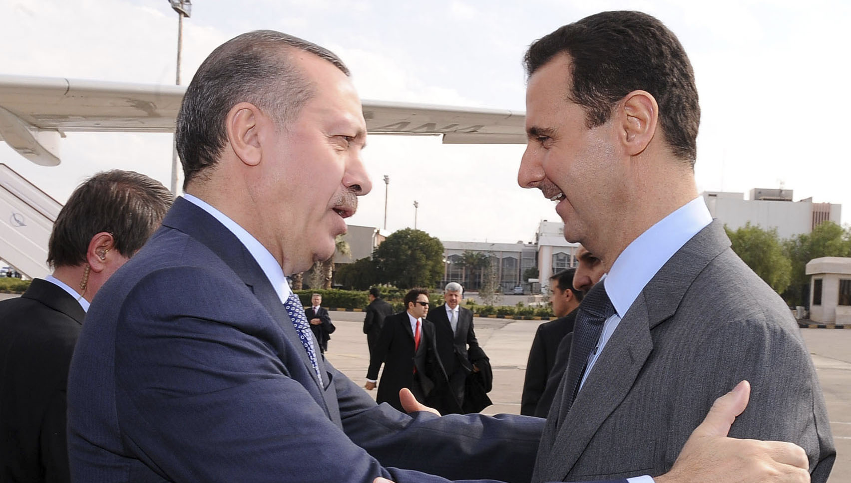 "Is Turkey Back to ""Zero Problems"" with Assad?"
