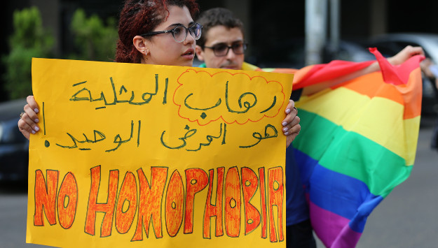 In Lebanon, gay activism is fueling a new conversation about democracy and civil rights