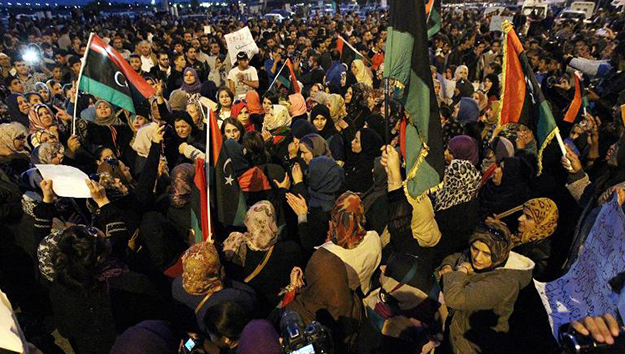 Libya on the Brink: Insecurity, Localism, and the State Not Back In