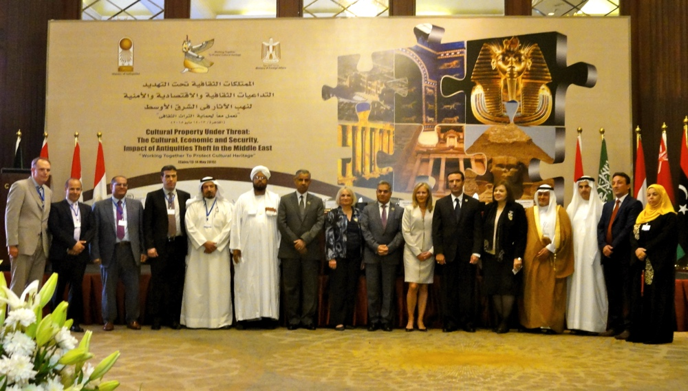 Countries Sign Declaration to Prevent Antiquities Looting in the Middle East