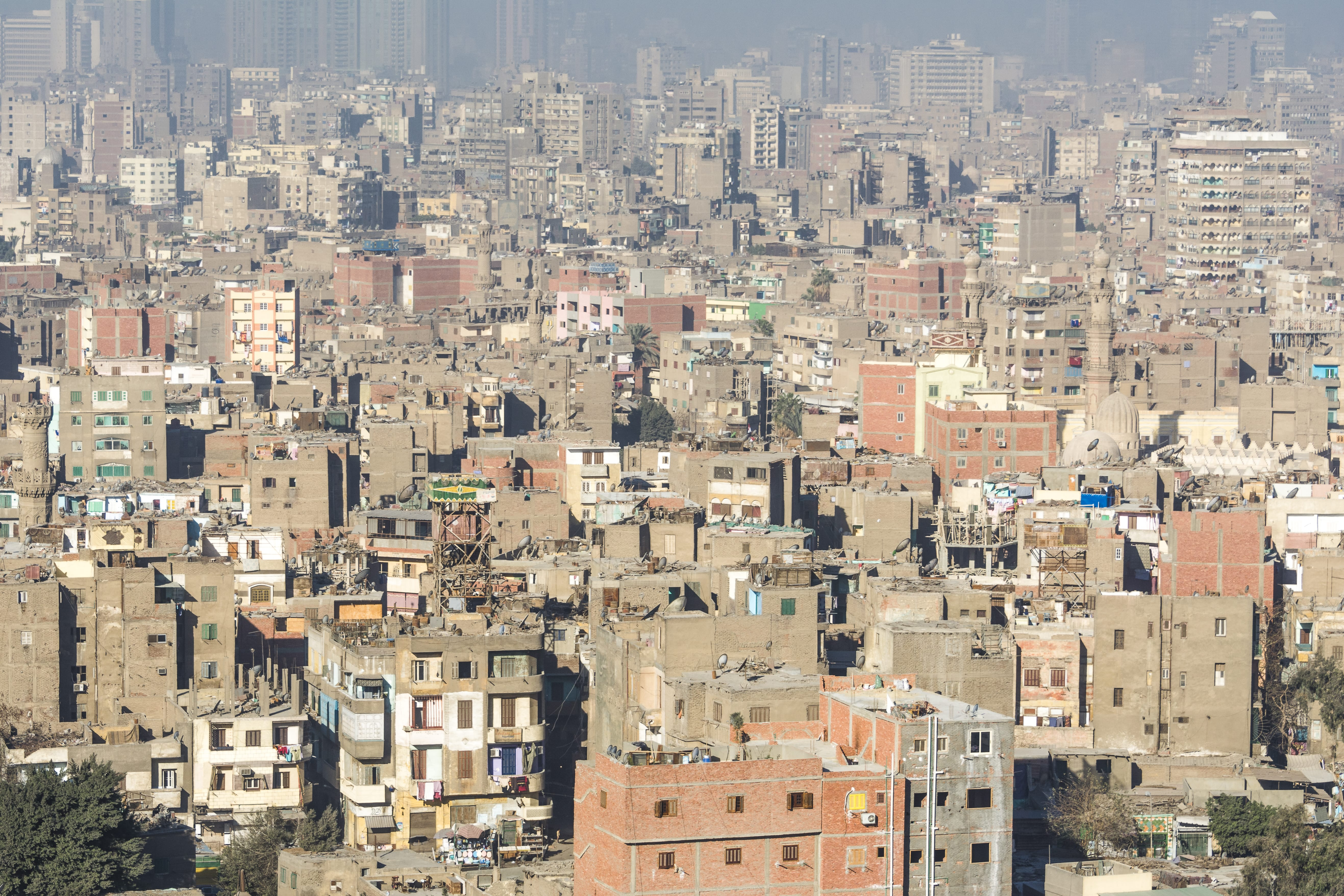 Resolving Egypt's Housing Crisis Crucial to Long-Term Stability