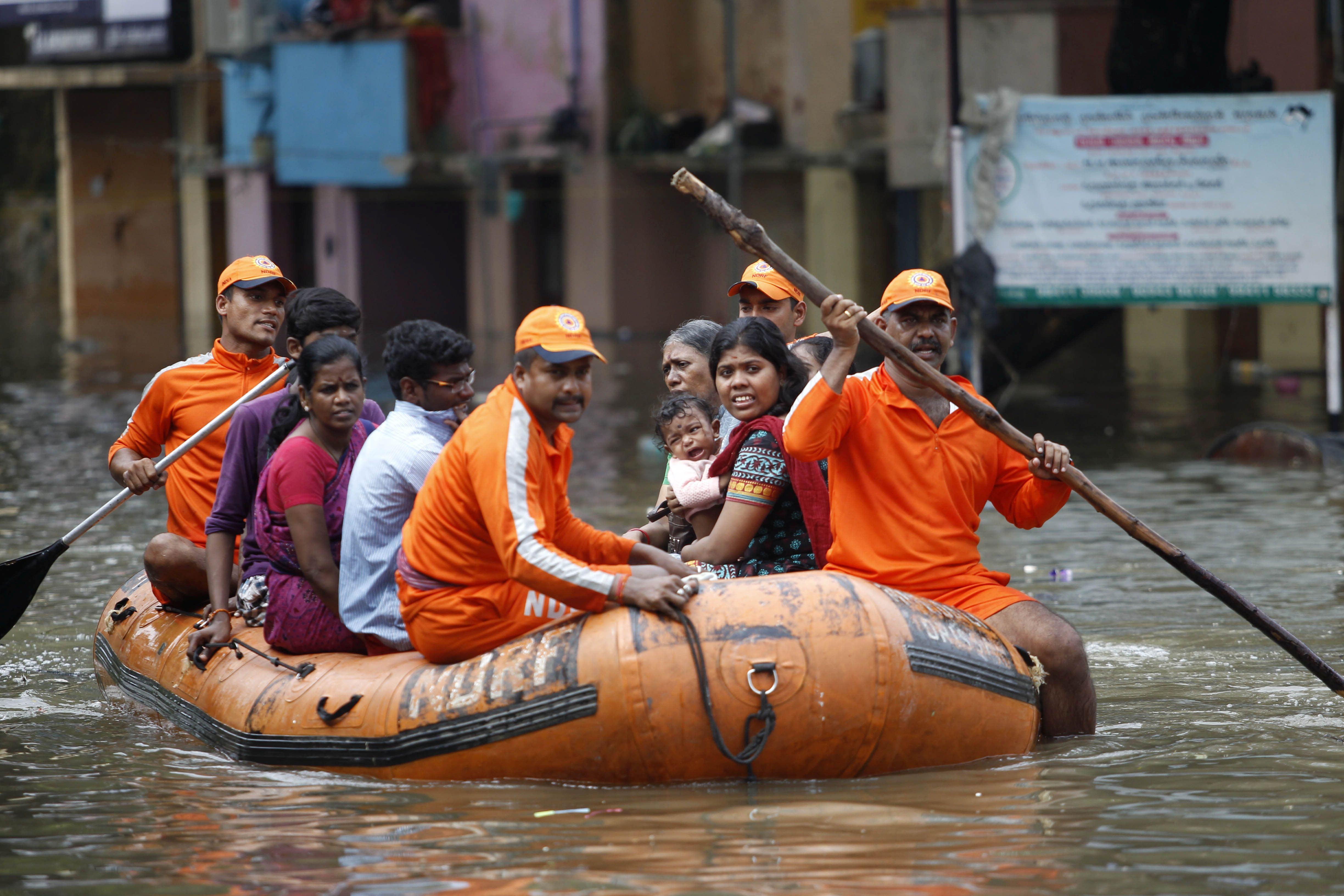 The 2015 Chennai Flood: A Case for Developing City Resilience Strategies