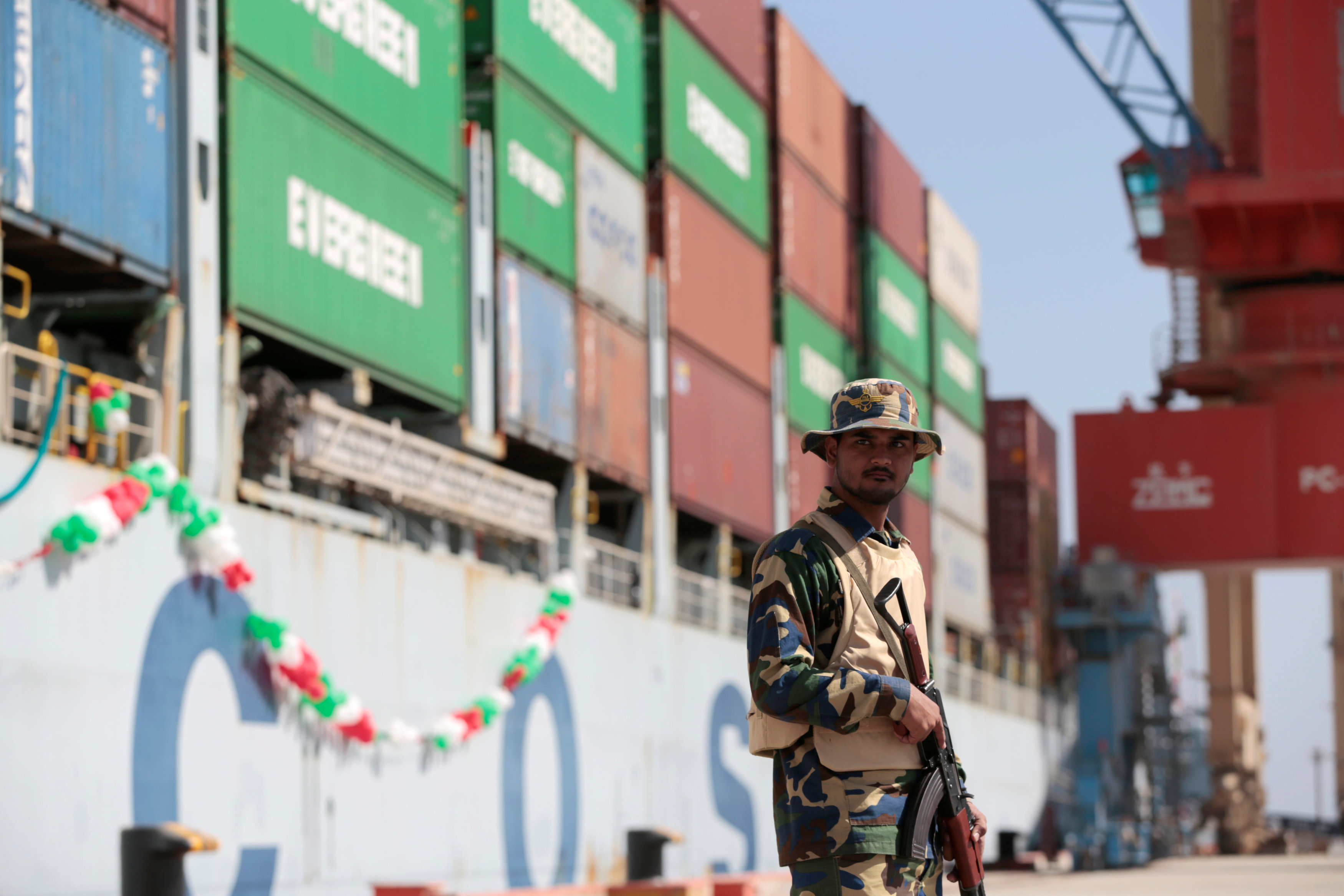 The China-Pakistan Economic Corridor (CPEC): Underway and Under Threat