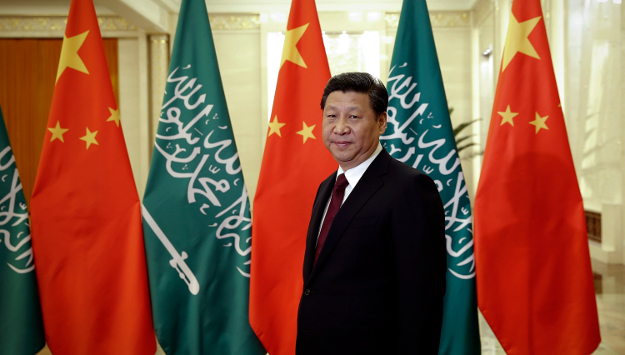 The GCC's New Affair with China