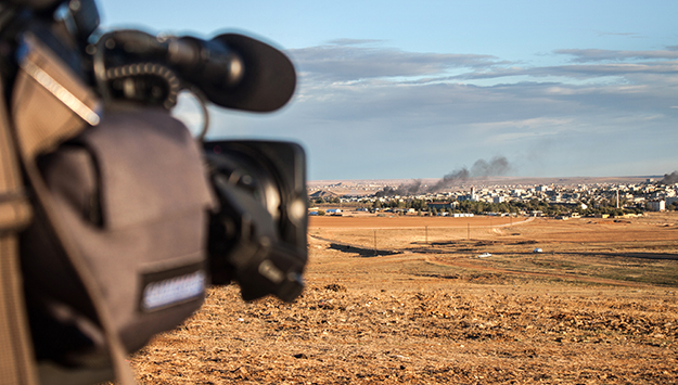 Syria's New Media Landscape
