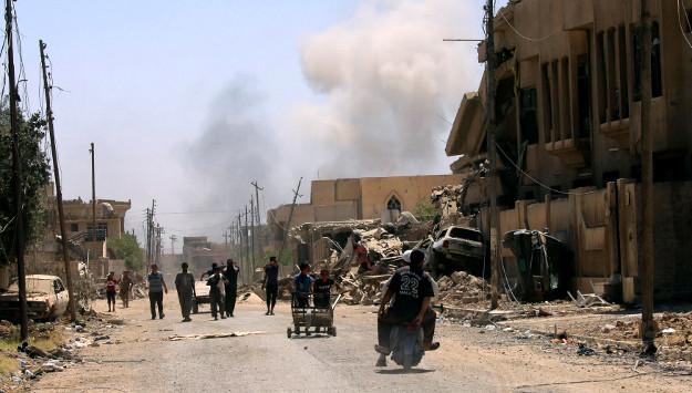 Final Phase of Mosul Battle Begins   Weekly Briefing