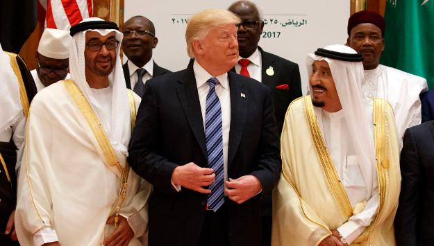 Did Trump's Riyadh Visit Trigger the GCC Flare-up?