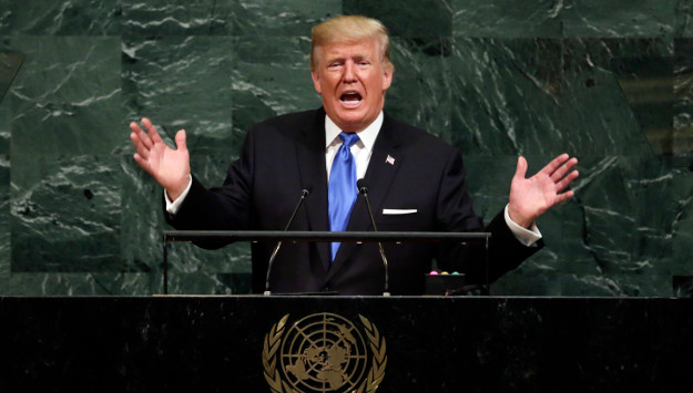 Trump's U.N. Speech and U.S.-Iran Relations