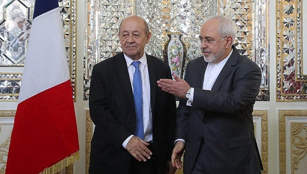 Iranian leaders rule out missile compromise in meeting with French foreign minister