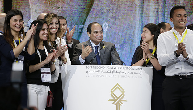 The Egypt Economic Development Conference: Success or Failure?