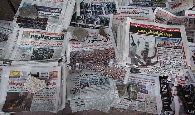 The Continued Descent of Egyptian Media