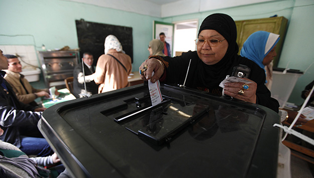 The Gender Gap in Political Participation in North Africa