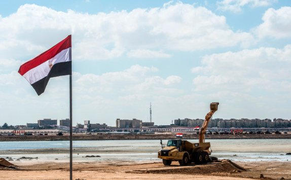 Greening the belt and road: opportunities for Egypt