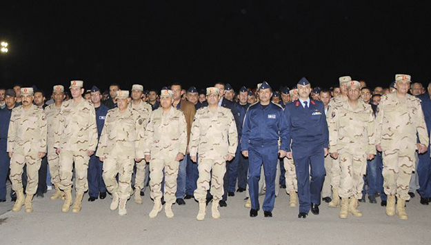 The Egyptian Military's Economic Channels of Influence